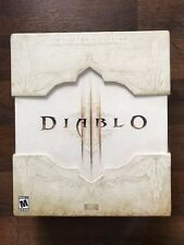 Diablo III: Collector's Edition The ultimate diablo III experience Factory Seale