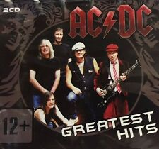 AC/DC Greatest Hits 2CD Digipak BOX 36trk Best Scott Young Johnson 2016 SEALED