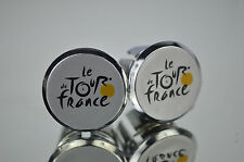 Le Tour de Frace Handlebar End Plugs Bar Caps vintage guidon bouchons calotte
