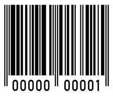 BARCODE LABEL Design & Print Studio CD del software libero 1st Class Post inviato stesso giorno