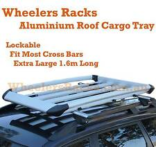 Roof Racks Luggage Tray Fit Thule Rhino Rola Whispbar Cross Bars