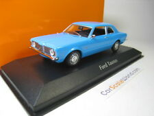 FORD TAUNUS COUPE 1970 1/43 MAXICHAMPS (LIGHT BLUE)