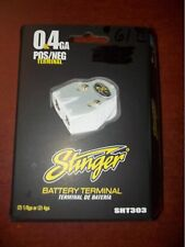 NEW STINGER HPM SHT303 BATTERY TERMINAL DUAL 0/1 OR 4 GAUGE POSITIVE OR NEGATIVE