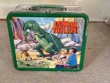LAND OF THE LOST LUNCH BOX  DVD COMPLETE SERIES !
