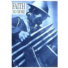 "FAITH NO MORE POSTER ""A SMALL VICTORY"""