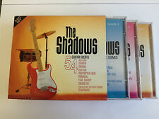 5033093305122 54 Guitar Greats by The Shadows (2004) - 3 CD Box Set