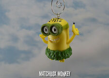 Minion Au Natural Hula Christmas Ornament Despicable Me 2 DVD Movie Grass skirt
