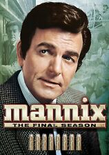 MANNIX THE FINAL SEASON 8 MIKE CONNORS NEW SEALED 6-DICS SET DVD FREE SHIPPING