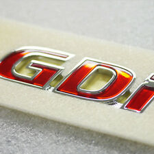 Oem Genuine Parts Trunk Rear GDi Emblem Badge for HYUNDAI 2011 - 2017 Veloster