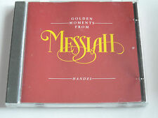 Golden Moments From Messiah - Handel (CD Album) Used very good