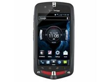 New Casio G'zOne Commando C811 - 16GB - Black - Verizon Rugged Smartphone