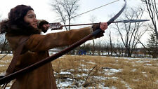 7 Ft Prop Longbow PVC Pipe Bow, Bard's Bow Replica   - Handmade