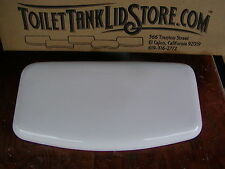 Universal Rundle / Crane 4471 4474 White Toilet Tank Lid Scratched Green label