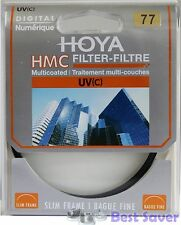 Genuine NEW Hoya 77mm HMC Multicoated UV(C) 77 mm Filter