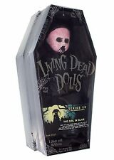 LIVING DEAD DOLLS SERIES 29 THE GIRL IN BLACK HORROR FIGURE TOY COLLECTIBLE