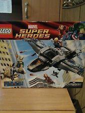 Lego 6869 Marvel Super Heroes Quinjet Aerial Battle  NEW   NIB