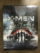 X-Men and The Wolverine Collection  ~ BRAND NEW 6-DISC BLU-RAY SET (ALL 6 MOVIES