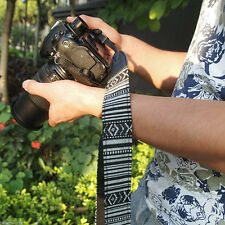 Profi Kamera Schulter Nackenband Gurt Strap Belt für DSLR SLR Universal Camera