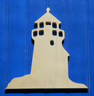 """18"""" Unpainted Wooden various PIRATE NAUTICAL Shapes Cut Outs Wall Decor Crafts"""
