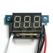 "0.36"" Green  LED Digital DC Ammeter AMP Mini Current Panel Meter DC 0-10A"