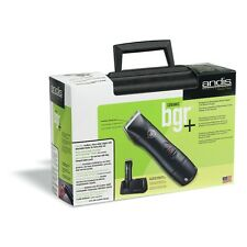 Andis Ceramic BGR+ Cordless Clipper w/Sensa Charger, 000 Blade, CarryCase #64850