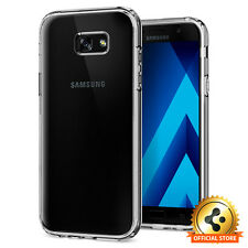 Spigen® Samsung Galaxy A7 (2017) [Ultra Hybrid] Shockproof Clear TPU Case Cover