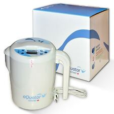 Water ionizer Ioniser aQuator Silver + Introduction offer only 3 Piece