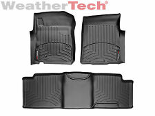WeatherTech® DigitalFit FloorLiner for Ford F-150 Ext. Cab - 2000-2003 - Black