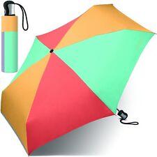 Esprit señora-paraguas multicolor bolsillos paraguas brevemente telescopio paraguas señora paraguas nuevo