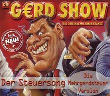 ◉ DIE GERD SHOW Der Steuersong Die Mehrgerdsteuerversion GERHARD SCHRÖDER Brandt