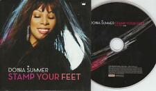 Donna Summer 1 TRACK PROMO STAMP YOUR FEET