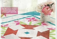 A1150 SPRING IN BLOOM TABLE TOPPER  QUILT PATTERN/INSTRUCTIONS