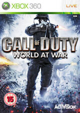 Call of Duty: World at War Xbox 360/Xbox One 200+ vendido - 1st Class Delivery