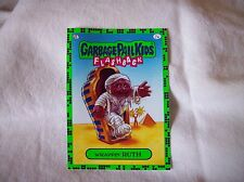 2011 Garbage Pail Kids Flashback series 2 - Wrappin' Ruth 7a - Green Border