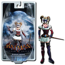 DC Direct Batman Arkham Asylum Harley Quinn 6-Inch Action Figure