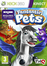 Fantastic Pets ~ XBox 360 Kinect Game (in Good Condition)