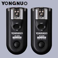 RF-603 Wireless Flash Trigger & Shutter Releases for Nikon D7000 D3100 D3000 D90