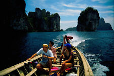 793068 On A Tour From Koh Phi Phi Thailand A4 Photo Print