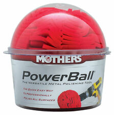 Mothers Powerball Versatile Metal Polishing Tool - Detailing Mother's Power Ball