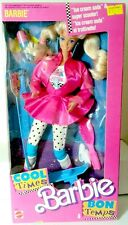 Mattel 1988 Barbie Doll Cool Times  #3022 Neon 80s New NRFB