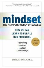 Mindset : The New Psychology of Success by Carol S. Dweck (2006, Hardcover)