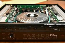 T. AMP ta2400 MK-x Sweetspot Edition audio high-end!
