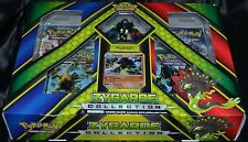 Zygarde Collection Box Pokemon Trading Cards Game Case Booster Pack Package NEW