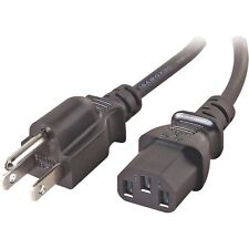 "NEW HP L1955 Black 19"" LCD Monitor AC Power Cord Cable Plug"