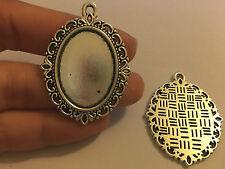 Marco De Foto 5 encantos perlas colgante tibetano plata antiguo granos al por mayor Reino Unido -3