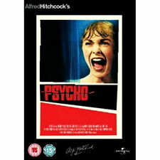 PSYCHO 2 DISC SPECIAL EDN  ALFRED HITCHCOCK ANTHONY PERKINS UNIVERSAL UK DVD NEW