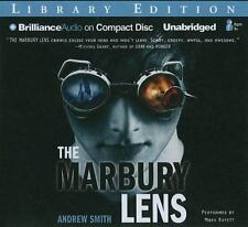 The Marbury Lens-ExLibrary
