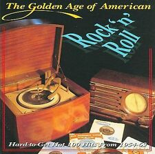 Golden Age of American Rock 'n' Roll, Vol. 1  (30 Classic Tracks) Brand New!