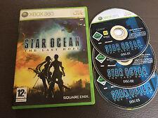 XBOX 360 : star ocean the last hope