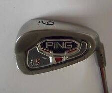 Ping i15 Black Dot 9 IRON    AWT Regular Steel Shaft    Ping Grip